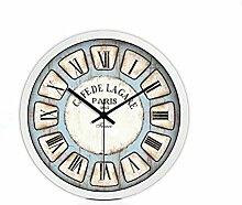 Wanduhr Silent 12/14/16 Zoll Vintage Wanduhr für