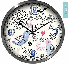 Wanduhr Stille Bewegung Wanduhr Home Office Decor