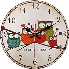 Wanduhr/stille Uhr, dekorative Uhr für digitales