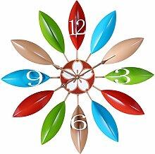 Wanduhr Wanduhr 3 Farben Glocke Uhr für