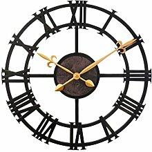 Wanduhr Welt berühmte Gebäude Hintergrund moderne Wanduhr 12 Home Decor Zoll runde Uhren