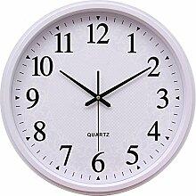 Wanduhr Zeichnung Kalender Wanduhr rund um die Uhr kreative Schautafel mute elektronische Quarzuhr, 1