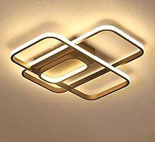 Wandun LED Deckenleuchte Modern Deckenlampen Acryl