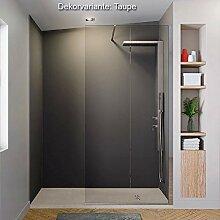 Wandverkleidung Duschrückwand, Dusche