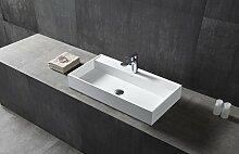Wandwaschbecken Aufsatzwaschbecken TWG12 aus