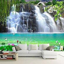Wandwohnzimmerdekoration Der Natürlichen