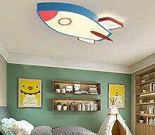WANG-LIGHT Cartoon Kinderzimmer Lampe LED Junge