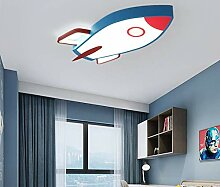 WANG-LIGHT Cartoon Kinderzimmer Lampe LED Junge