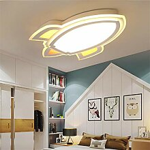 WANG-LIGHT Rakete LED Kinderzimmer Lampe LED Junge