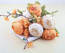 WANG-shunlida Unechte Blumen Die Europäische
