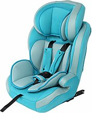 WANG Sicherheitssitz Kinderwagen Komfort,Blue