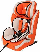 WANG Sicherheitssitz Kinderwagen Komfort,Orange