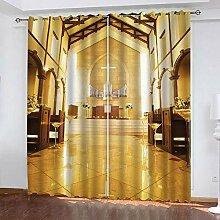 wangcheng1 Wunderschöne Dekoration-Vorhang