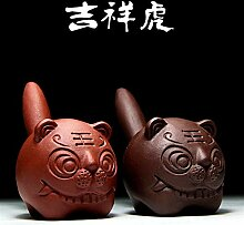 WangGXINQUAN Yixing Purple Ton Tea Pet Crafts