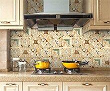 wangjian& Küche Aufkleber Wasserdicht und