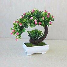 WANGLETA Künstliche Blumen Pflanzen Zubehör