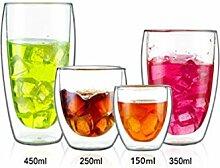 Wangn Wangn Weinglas isolierter Edelstahl ohne