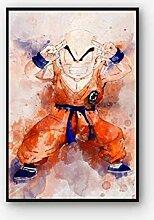 wangpdp Aquarell abstrakte Kunst Wandfarbe