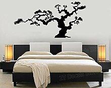 wangpdp Japanischen Bonsai Baum Natur Dekor
