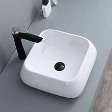 WangQ Badezimmer-Waschbecken, Aufsatzbecken