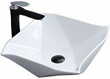 WangQ Badezimmer-Waschbecken, Haushaltskeramik