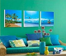 WANGS Dekorationsmalerei Wohnzimmer modern