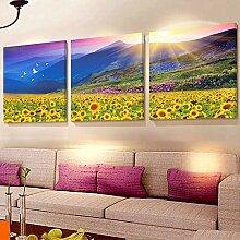 WANGS dekorative Malerei im Wohnzimmer Veranda