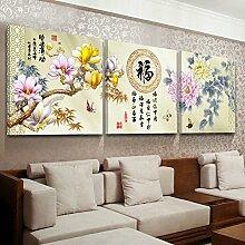 WANGS Neue chinesische dekorative malerei