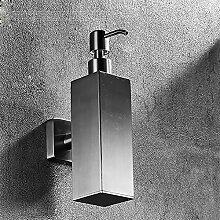 WANGS Soap Dispenser Edelstahl Wall-Mounted seife
