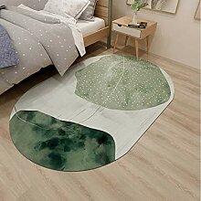 wangtao Schlafzimmer Nachtbett Fußbett Teppich