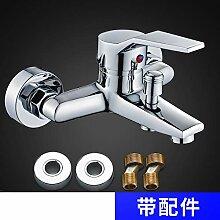 wangwang454 Wasserhahn Haushalt Küche Waschbecken