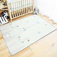 Wangxiaoxia Teppich Babyspielmatte