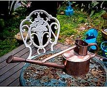 wangxn Meter BewäSserung-Dosen Metall verzinkt Farbe copper old color Foto Farbe