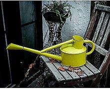 wangxn Meter BewäSserung-Dosen Metall verzinkt Farbe yellow Foto Farbe