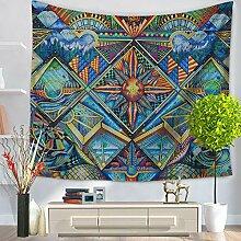 WANGXN Tapisserie Ethnischen Stil Home Wandfarbe