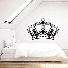 Wangyy Königliche Krone Für König Königin