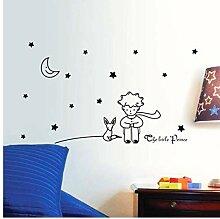 Wangyy Wandaufkleber Sterne Mond Der Kleine