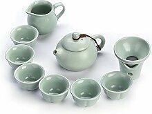 Wangzhi Kung Fu Tee-Set für den Haushalt,