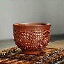 Wangzhi violette Tasse Tee-Zubehör Teetasse