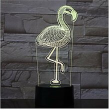 Wanjuna 3D Led Lampe Energienbank Leuchten Lampe