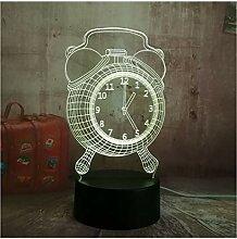 Wanjuna Lampe 3D Led Nachtlicht Für Kinder Usb