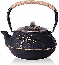 wankd Japanische Tee Wasserkocher Teekanne,