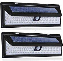 Wanmei® Solar-Licht, wasserdicht, kabellos, mit