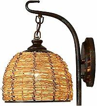 Wanmei® Wandlampe antik künstlerisch