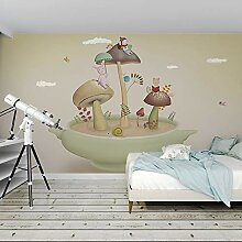 wanpaper Tapete vlies Handgemalte Kinderzimmer