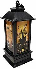 Wanshop Halloween LED Tee Licht Kerzen Für