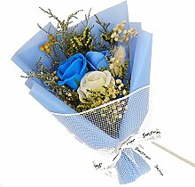 WanuigH Ewiger Bouquet Valentinstag getrocknet