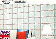 Wapea Lattice minimalistischen modernen Wohnzimmer Schlafzimmer Tapete Non-Woven Tapete Shop für TV-Kulisse Linien keine Guten 23012