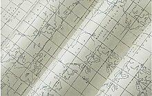 Wapea Mediterrane Gittermuster Non-woven Karte Tapete Wohnzimmer Esszimmer Zimmer Kinder Zimmer Hintergrundbild 45025
