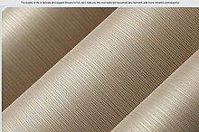 Wapea Modernes minimalistisches Plain Farbe Silk vertikale Streifen Tapete E